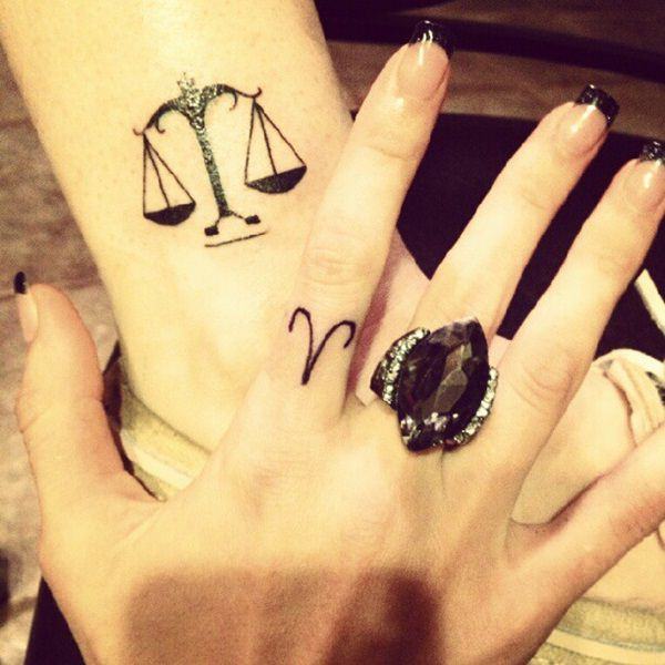 libra tattoos-16111529
