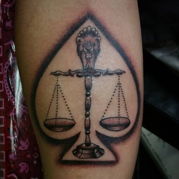 Libra Tattoos Designs Ideas And Meaning: 50 Libra Tattoos To Keep You Balanced In Your Search For