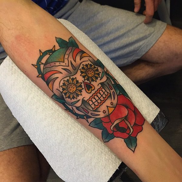 Men Who Love Black Women >> 63 Skull Tattoos for the Badass In You