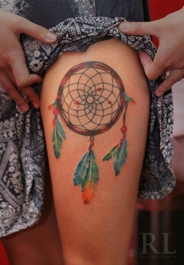 26021215-DREAMCATCHER-TATTOOS