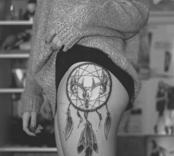 5021215-DREAMCATCHER-TATTOOS