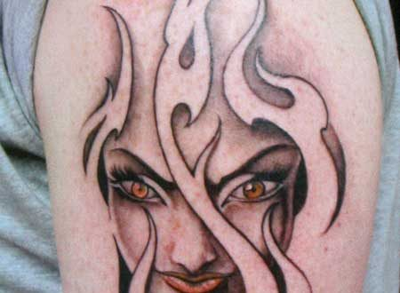 10 Cool Flame Tattoos